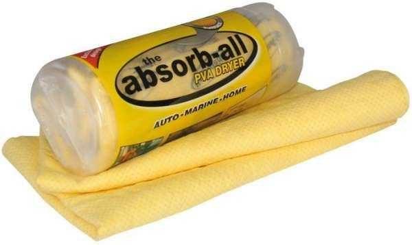 Absorb'all peau chamoisée -